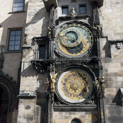 Horloge astronomique médiévale de Prague