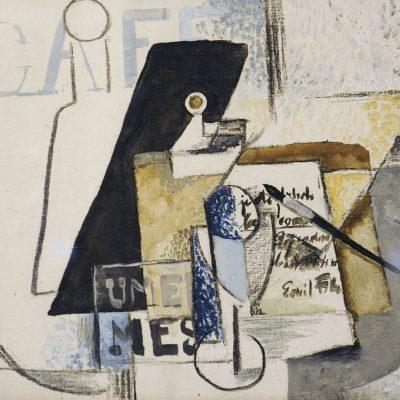 Emil Filla (1882-1953) - Musée du Cubisme tchèque.