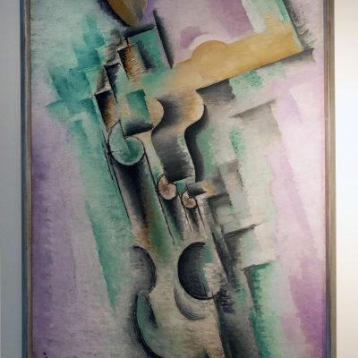 Josef Čapek (1887-1945) Silhouette de femme.