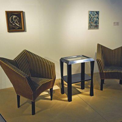 Musée du cubisme tchèque - Juillet 2011