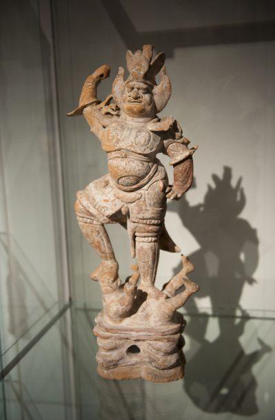 Le dieu céleste - Dynastie Tang - Chine.