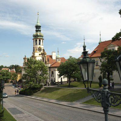Notre-Dame-de--Lorette - Prague 2011