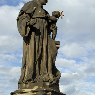 Saint Antoine de PadoueJan Oldřich Mayer, 1707.