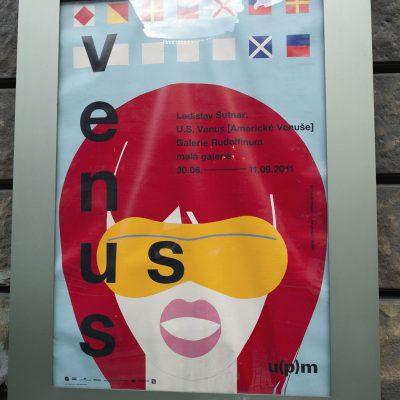 Affiche de l'exposition temporaire