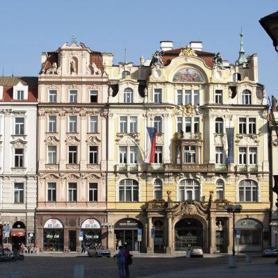 Place de la Vieille Ville Prague 2011