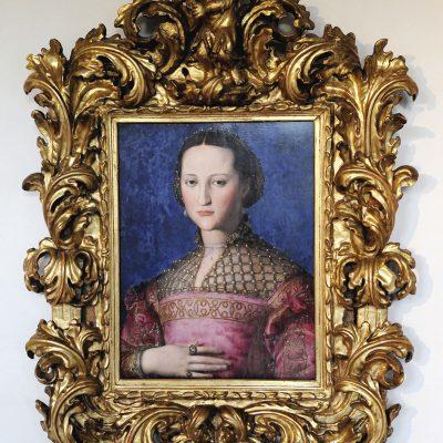 Portrait d'Aléonore de Tolède, environ 1540 - 1543 - Šternberg Palace