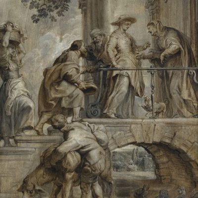 Peter Paul Rubens - La Visitation - 1577 -