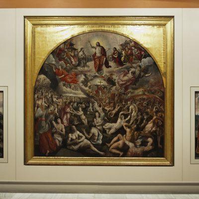 Le jugement dernier - Martin de Vos (1535-1604) - Musée des Beaux Arts SÉVILLE 2011
