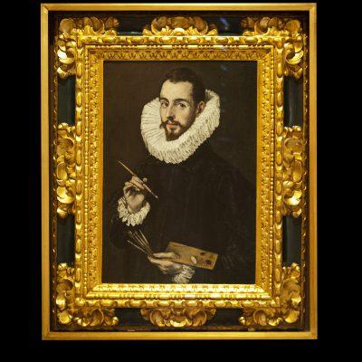 Portrait de Jorge Manuel - El Greco- Musée des Beaux Arts SÉVILLE 2011 - Museo de Bellas Artes