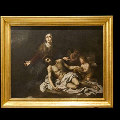 Piedad - Bartolomé Esteban Murillo (1617-1682) - Musée des Beaux Arts SÉVILLE 2011