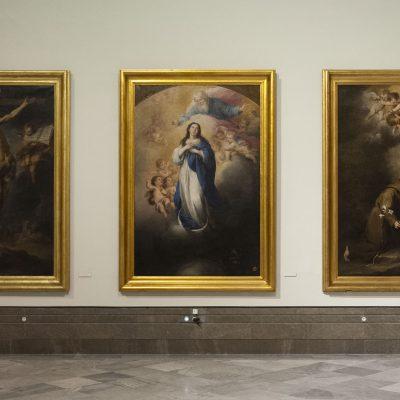 Bartolomé Esteban Murillo (Séville 1617-1682) - Musée des Beaux Arts SÉVILLE 2011