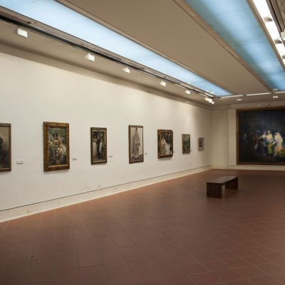 Salle XIII - Peinture Sévillane du XXe siècle - Musée des Beaux Arts SÉVILLE 2011