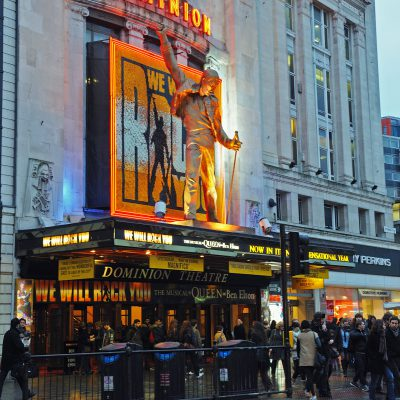 le Théâtre Dominion de Londres