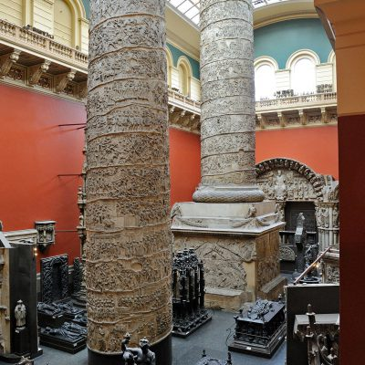 The Cast Courts - Victoria and Albert Museum