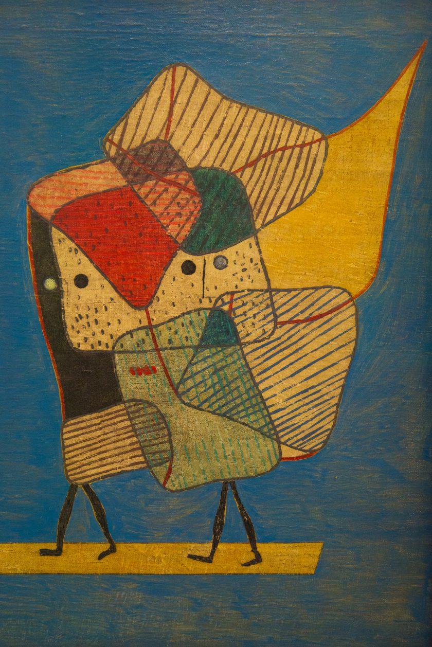 Exposition Paul Klee au Centre Pompidou