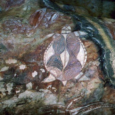 Ubirr Rock est l'un des plus grandes sites sacrés aborigènes.