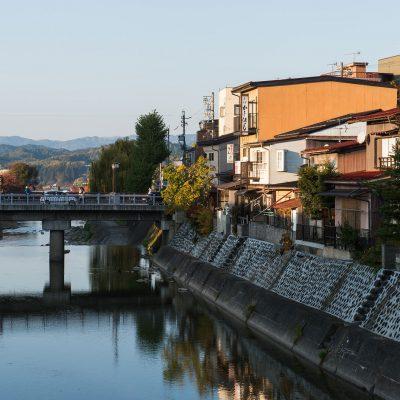 la rivière Miya
