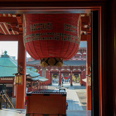 Le temple Senso-ji