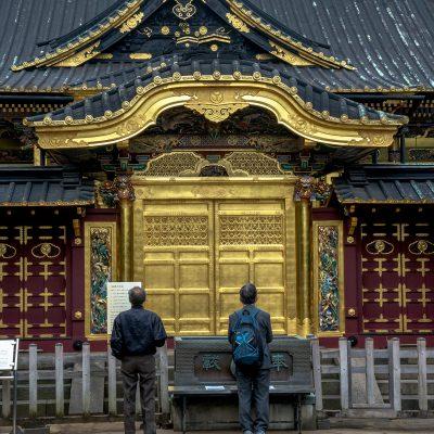Les temples Meiji-jingu et le Ueno Toshogu
