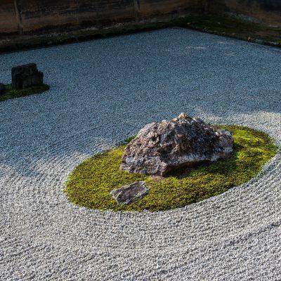 Le temple Ryōan-ji