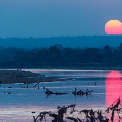 Parc national de la Luangwa