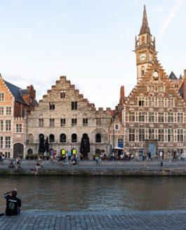 Le cœur historique de la Flandre : Gand/Gent
