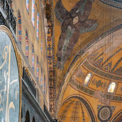 La Mosaïque des Séraphins » Hagia Sophia